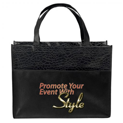 Couture™ Gloss-Laminated Tote Bag (ColorVista)