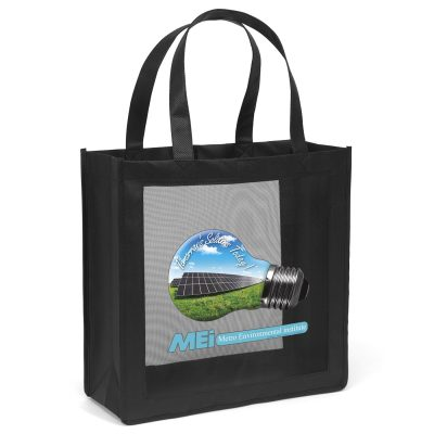 Crowne Mesh Panel Tote Bag (ColorVista)