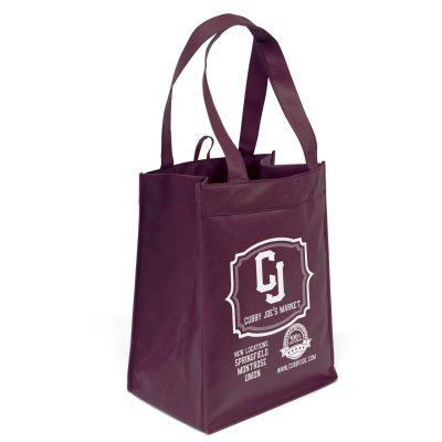 Cubby™ Tote Bag (Screen Print)