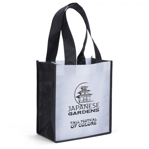 Degas PET Non-Woven Tote Bag (Screen Print)