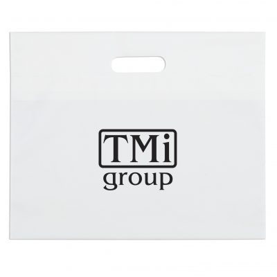 "Die Cut Handle Bag (16""x13"")"
