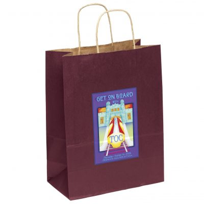 Dorothy Matte Shopper Bag (ColorVista)