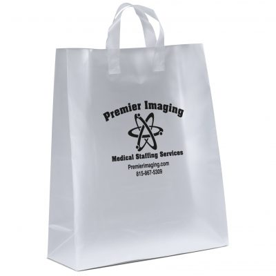 Emmett Frosted Shopper Bag