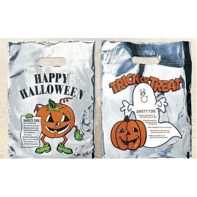 Ghost Sliver Reflective Halloween Bag