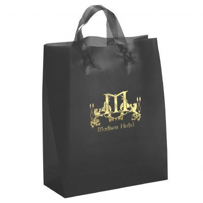 Hercules Frosted Bite Shopper Bag (Foil)