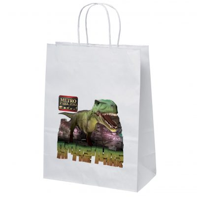 Jenny White Shoppers Bag (ColorVista)
