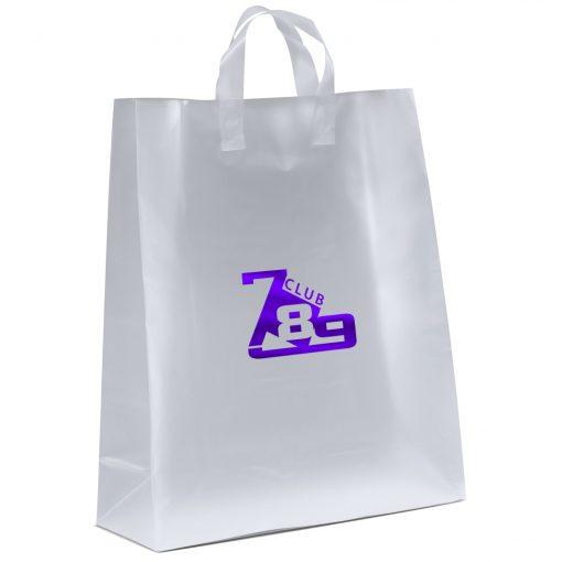 Jupiter Frosted Shopper Bag