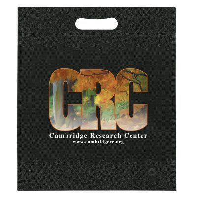 Large Non-Woven Die Cut Handle Bag (ColorVista)
