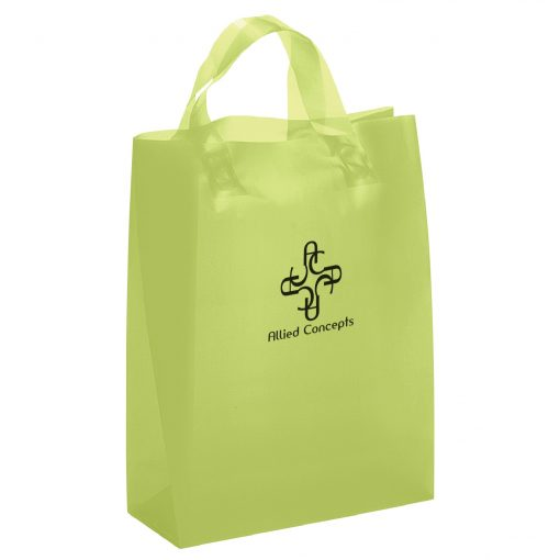 Lily Frosted Bite Shopper Bag