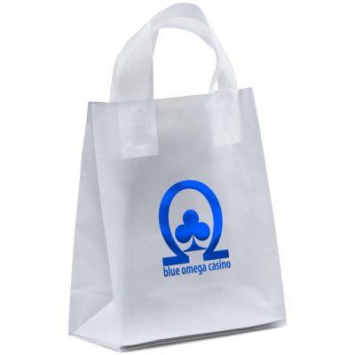 Mars Frosted Shopper Bag
