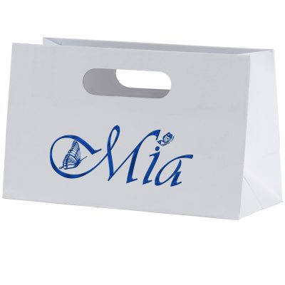 Mia™ Boutique Die Cut Handle Tote