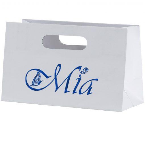 Mia™ Boutique Die Cut Handle Tote