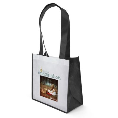 Monet PET Non-Woven Tote Bag (ColorVista)