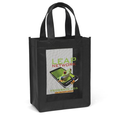 Plaza Mesh Panel Tote Bag (ColorVista)