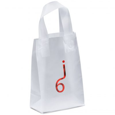 Pluto Frosted Shopper Bag