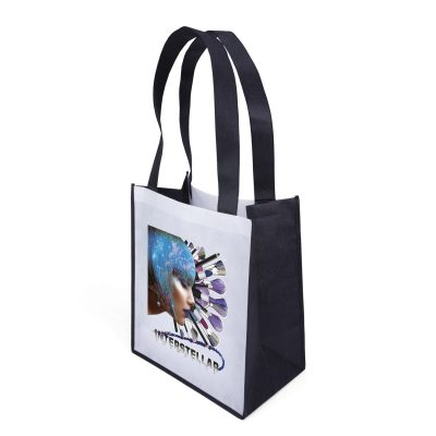 Renoir PET Non-Woven Tote Bag (ColorVista)