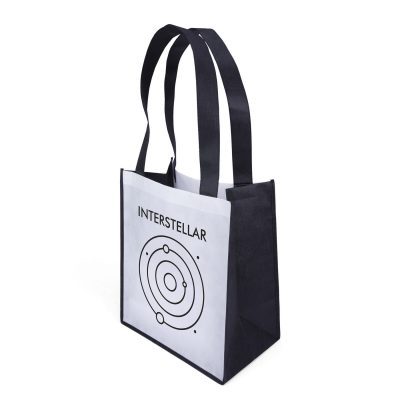 Renoir PET Non-Woven Tote Bag (Screen Print)