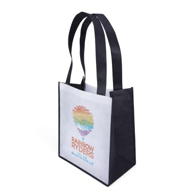 Renoir PET Non-Woven Tote Bag (Sparkle)