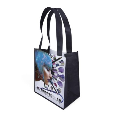 Renoir PET Non-Woven Tote Bag ( Sublimation)