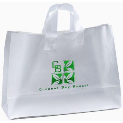 Saturn Frosted Shopper Bag