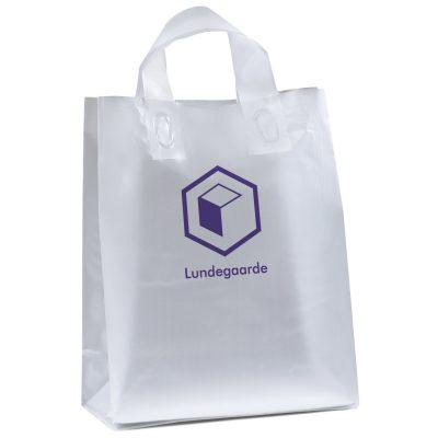Sparkle Frosted Shopper Bag
