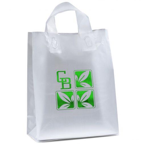 Venus Frosted Shopper Bag