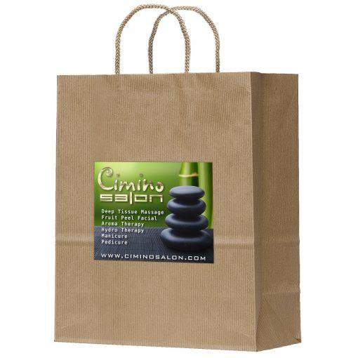 Manhattan Uptown Shoppers Bag (ColorVista)