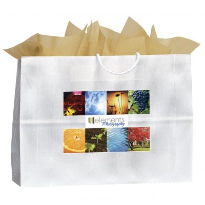 Vegas Uptown Shoppers Bag (ColorVista)