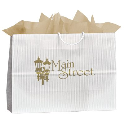 Vegas Uptown Shoppers Bag (Flexo Ink)