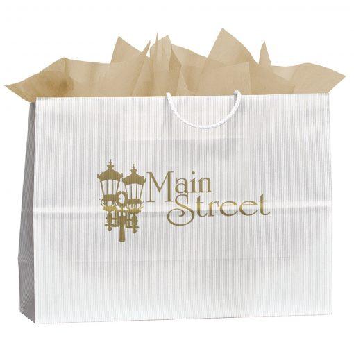 Vegas Uptown Shoppers Bag (Flexo Ink)