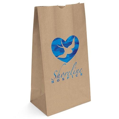 12# S.O.S Bag (Foil Print)