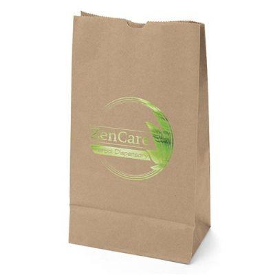 6# S.O.S Bag (Foil Print)