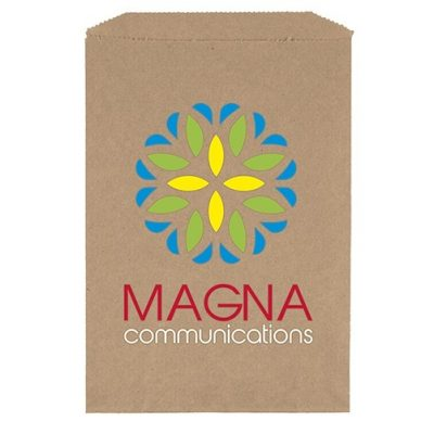 "7""x10"" Merchandise Bag (ColorVista)"