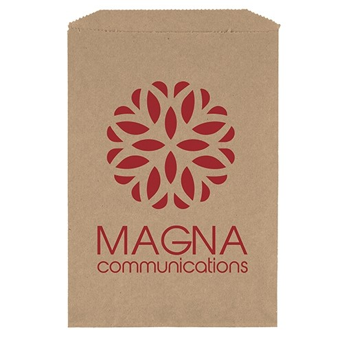 "7""x10"" Merchandise Bag (Flexo Ink)"