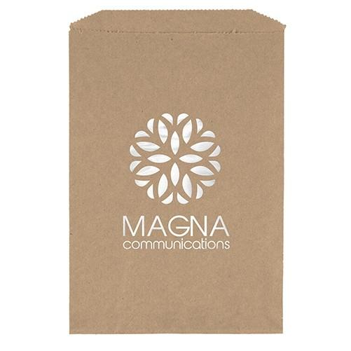 """7""""x10"""" Merchandise Bag (Foil Print)"""