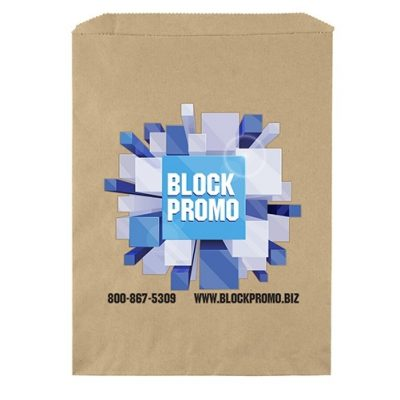 "9""x12"" Merchandise Bag (ColorVista)"
