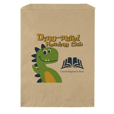 "9""x12"" Merchandise Bag (Direct Print)"