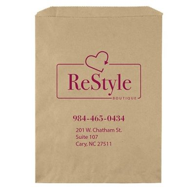 "9""x12"" Merchandise Bag (Flexo Ink)"