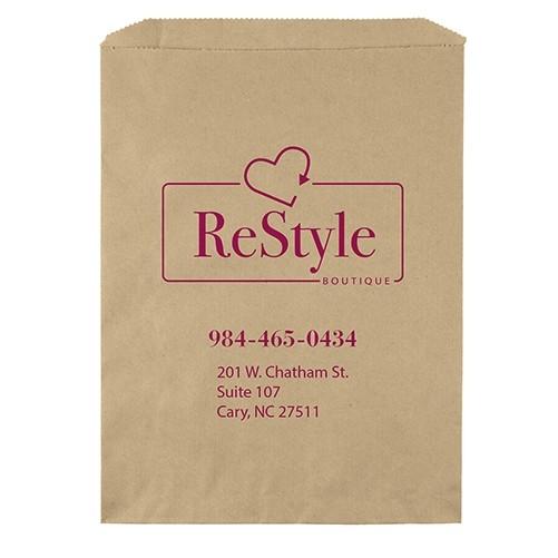 "9""x12"" Merchandise Bag (Flexo Ink)"
