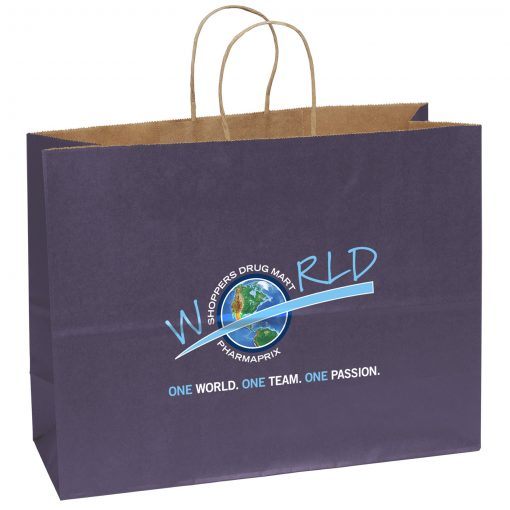 Judy Matte Shopper Bag (ColorVista)