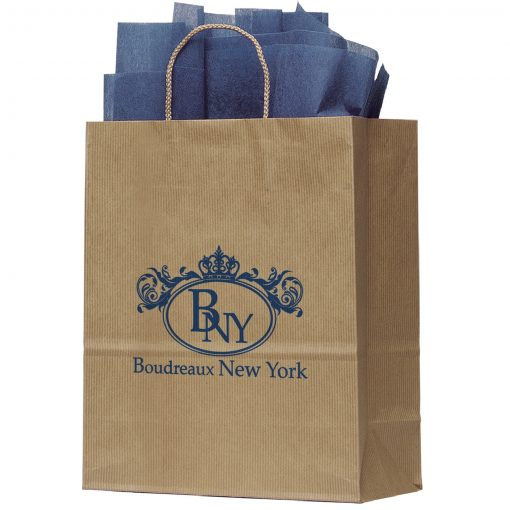 Manhattan Uptown Shopper Bag (Flexo Ink)