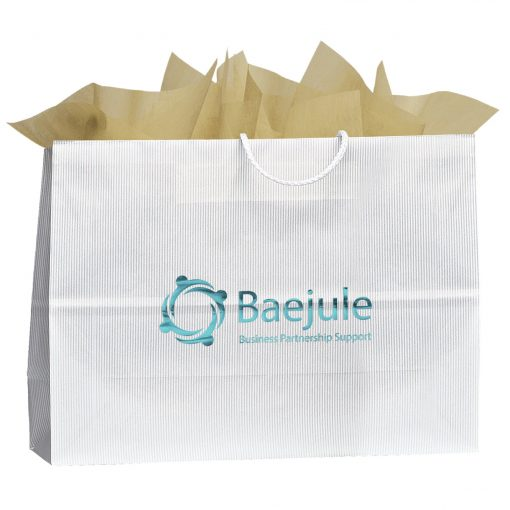 Vegas Uptown Shopper Bag (Foil)