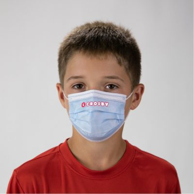 Children's 3-PLY Mask (Multi-Color)