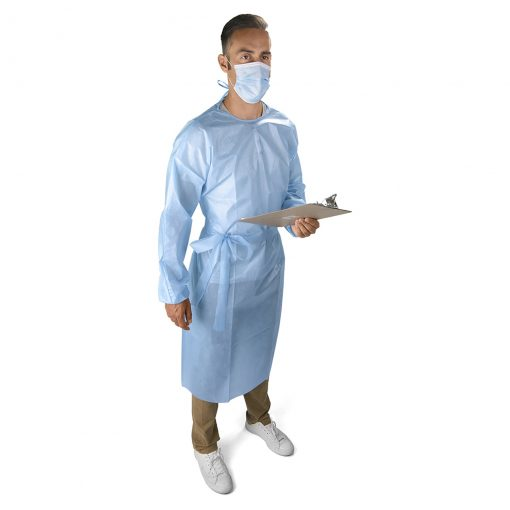 Disposable Protective Gown (X-Large)