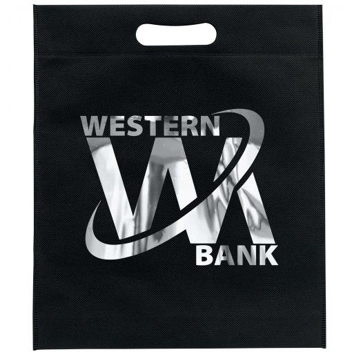 Large Non-Woven Die Cut Handle Bag (Brilliance- Special Finish)