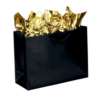 Metallic Foil Tissue Paper- Gold