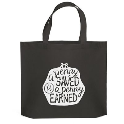 Thrifty™ Tote Bag (Screen Print)